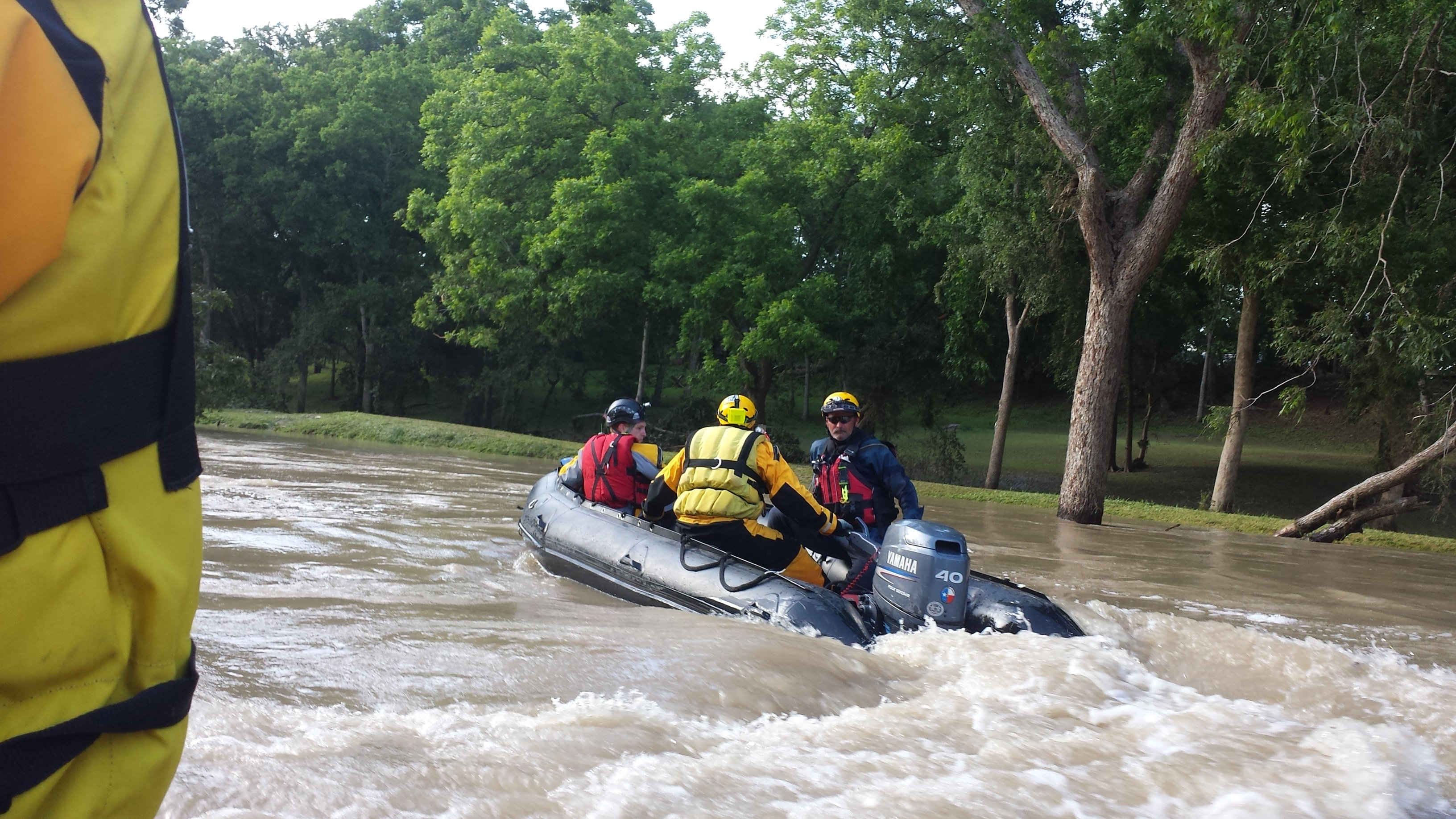 Swiftwater Rescue Team